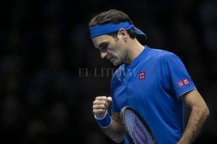 Federer venció a Anderson y avanzó a las semifinales del Masters de Londres