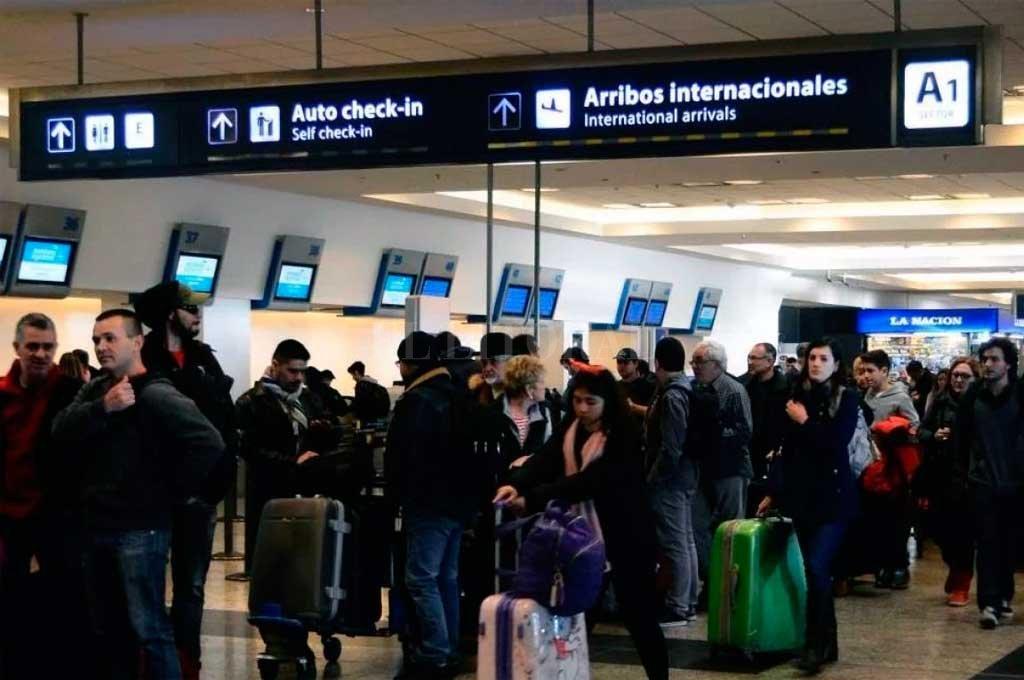 Una imagen que se repite y preocupa a los pasajeros Crédito: Archivo El Litoral