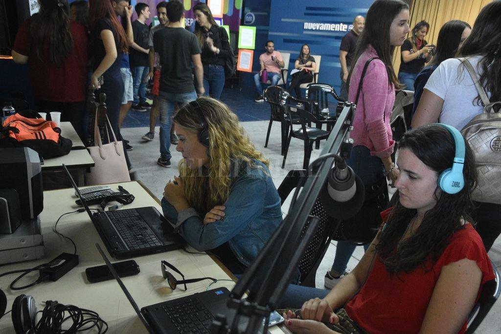Complejo Open 2018: los estudiantes de comunicación compartieron sus trabajos