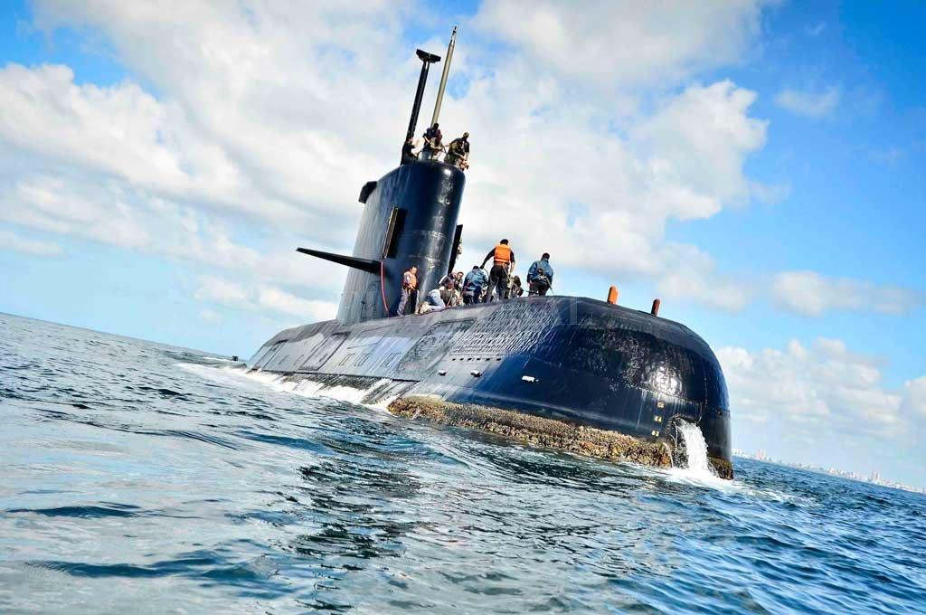 Habrían encontrado un objeto similar al submarino a 800 metros de profundidad