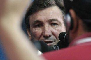 """""""No dicen cuánto debe Unión"""" - El doctor Rubén Decoud, un dirigente de larga trayectoria en el club y ocupando diversos puestos y funciones. -"""