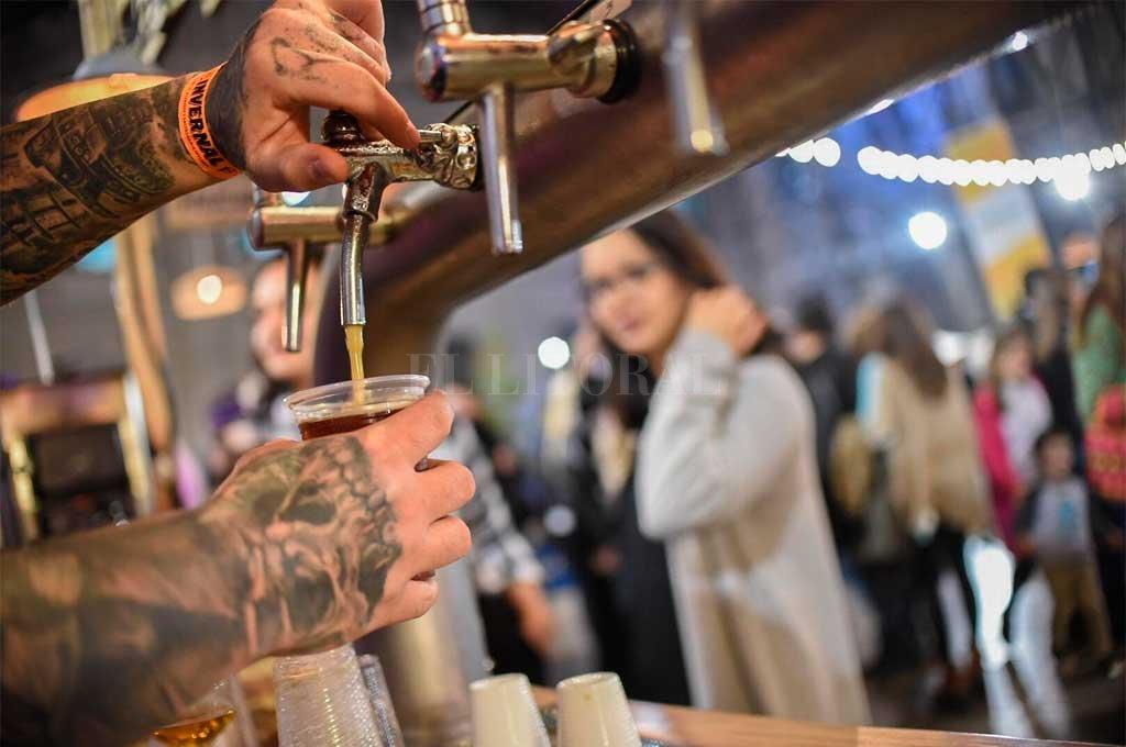 Se inaugura el Festival de Emprendedores en la Estación Belgrano