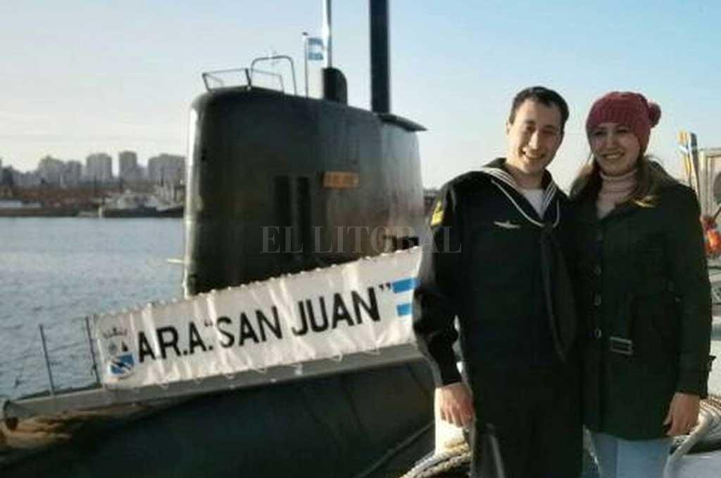 """La esposa del tripulante de Santa Fe: """"Yo estoy en paz, pero pido justicia"""""""