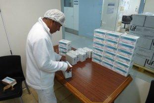 El LIF entregó más de seis millones de comprimidos de paracetamol a la Nación - El laboratorio público fue pionero en participar en el sistema de provisión del gobierno nacional, en el año 2008. Desde entonces, el LIF proveyó más de 160 millones de comprimidos. -