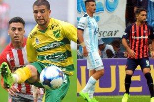 Dos encuentros de Superliga para este domingo
