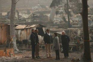 Incendio en California: 79 muertos confirmados y 1276 desaparecidos -  -