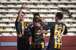 Rosario Central superó a Temperley en los penales y es finalista de la Copa Argentina -  -