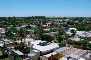 La dura realidad de San Jorge: los suicidios superan la media nacional  - Una vista de la ciudad del departamento San Martín, donde un grupo de profesionales está intentando abordar a fondo la problemática de los suicidios