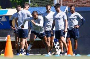 Boca practica con un sólo objetivo: la Copa Libertadores