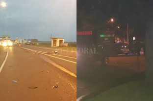 Tres motociclistas fallecidos durante el fin de semana -