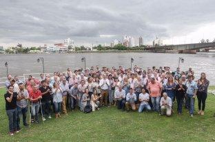 José Corral se reunió con referentes de Cambiemos de toda la provincia -  -