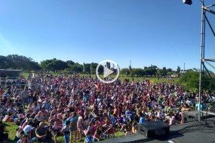 En vivo: El Litoral festeja sus 100 años con Tuti Nuñez y Canticuenticos
