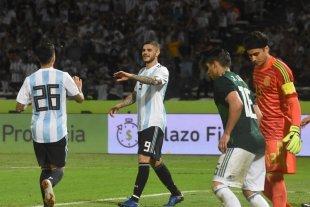 Con equipo confirmado, Argentina enfrenta a México este martes -  -