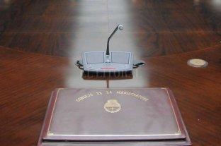 Juran los nuevos miembros del Consejo de la Magistratura  -  -