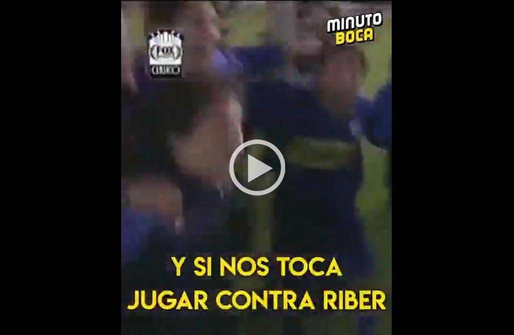 Polémica por un video que publicó la cuenta oficial de Boca