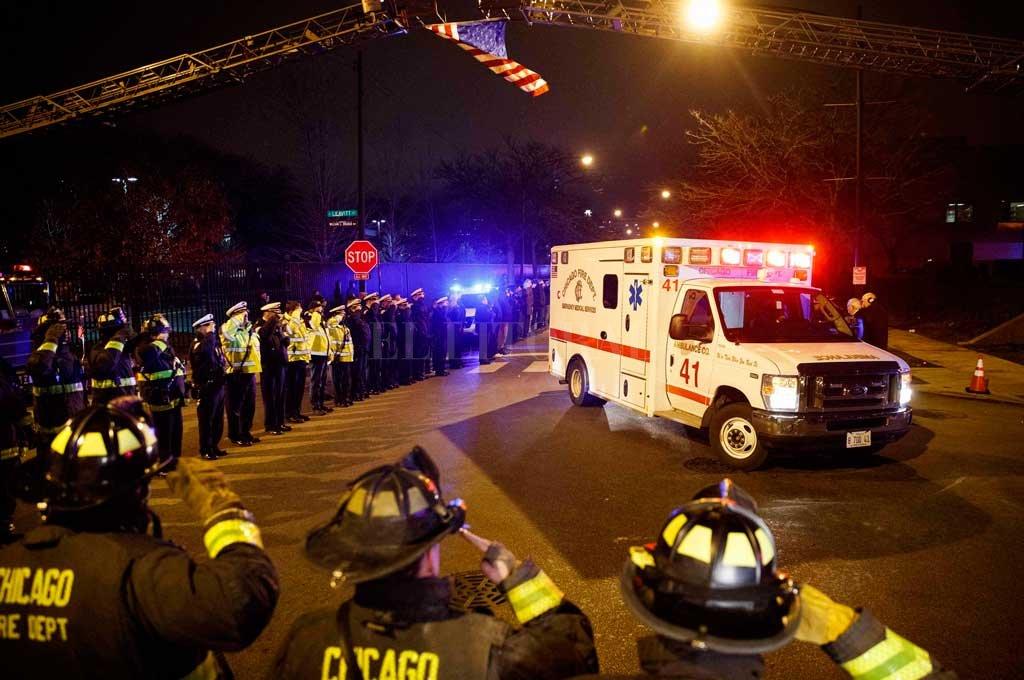 Varios muertos fue el saldo de un tiroteo en Chicago