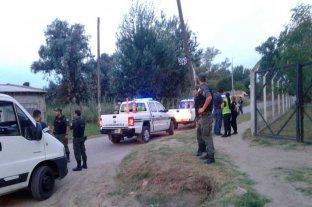 Narcos capturados tras  espectacular persecución - Los apresados son tres argentinos (entre ellos, una mujer) y el restante de nacionalidad paraguaya.