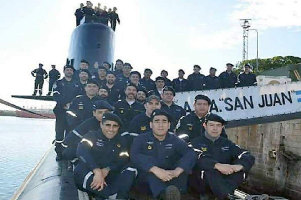 Proponen que 44 calles de Mar del Plata lleven los nombres de los tripulantes del ARA San Juan