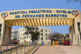Falleció el chico de 12 que se disparó en la cabeza porque sufría bullying - Hospital de Pediatría de Posadas.