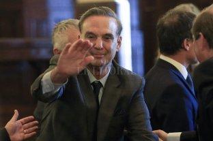 Juraron los trece nuevos miembros del Consejo de la Magistratura - El jefe del bloque Justicialista, Miguel Ángel Pichetto, asumió por el Senado de la Nación. -