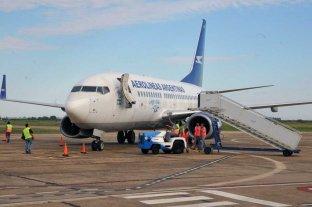 Se profundiza el conflicto con Aerolíneas Argentinas: anunciaron un paro  -  -