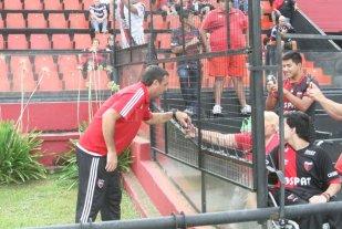 Diego Osella y Omar De Felippe también estarían en la mira sabalera
