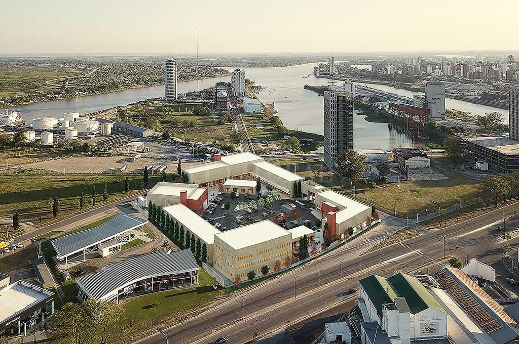 Puerto Plaza Mall & Towers: habrá un nuevo centro comercial en la ciudad