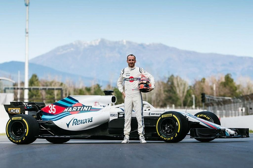 El polaco Robert Kubica volverá a la F1 ocho años después de sufrir un grave accidente