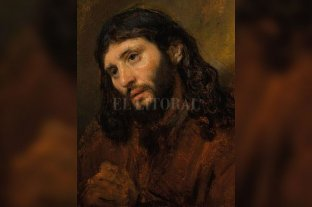 """Subastarán un Rembrandt con huellas dactilares que serían del artista holandés - """"Estudio de la cabeza de un joven"""". -"""