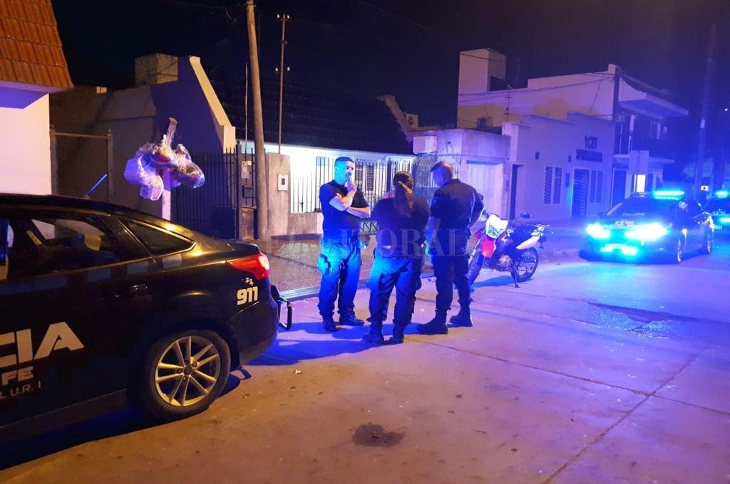 Conmoción en Villa Dora por el crimen de una mujer