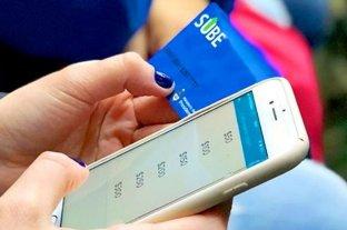 Pronto se podrá cargar la SUBE y consultar el saldo con sólo apoyarla en el celular