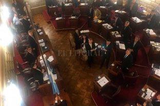 Fracasó la sesión conjunta para suspender a un fiscal adjunto de Reconquista -  -