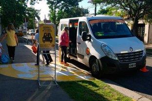 Una escuela de Paraná demuestra que es posible el ordenamiento vial