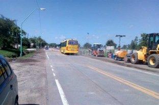 Sauce Viejo: se restableció el tránsito en la Ruta Nacional 11