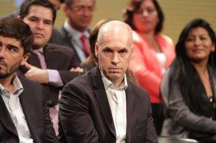Rodríguez Larreta vinculó los incidentes con el allanamiento al jefe de la barra de River