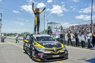 El santafesino Ardusso se consagró bicampeón del Súper TC2000