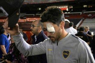 """Pablo Pérez: """"No puedo jugar en una cancha donde puedo llegar a morir"""""""