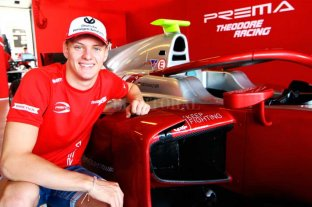 Mick Schumacher empeñado en correr en la Fórmula Uno