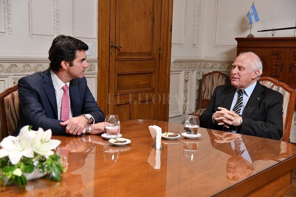 Encuentro de los gobernadores en Rosario. <strong>Foto:</strong> @UrtubeyJM
