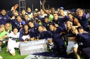 Gimnasia eliminó a River por penales y es finalista de la Copa Argentina