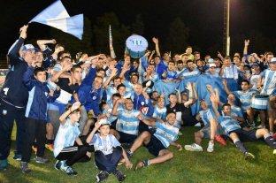 Argentino campeón del Clausura liguista