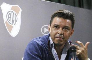 """Gallardo, polémico: """"La final se va a jugar, hay que ver si Boca se presenta"""""""