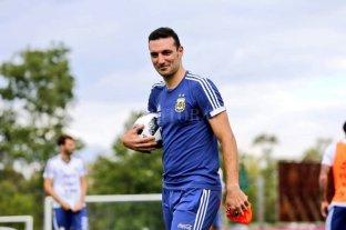 Scaloni fue confirmado como DT de la Selección hasta la Copa América 2019