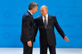 Macri cierra el G20 y se reune con la titular del FMI y Putín