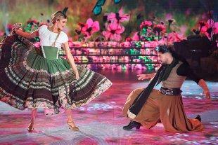 Showmatch cerró la semana a puro folklore
