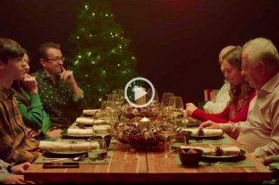 Un anuncio navideño llama a desconectarse de las redes