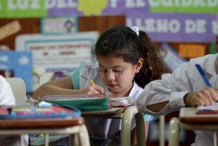 En Santa Fe las clases comenzarán el 6 de marzo