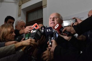 Deuda histórica: Lifschitz citó  a los legisladores nacionales