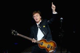 Paul McCartney vuelve a la Argentina