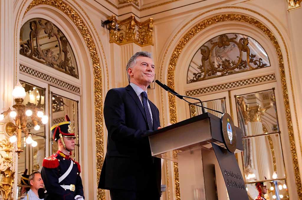 <strong>Foto:</strong> Presidencia de la Nación.